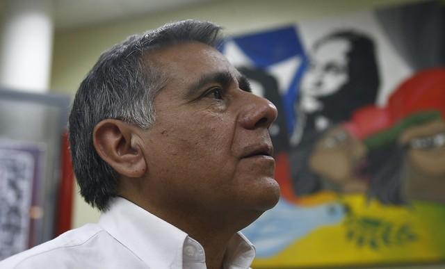 Juan Andrés Lagos (PC):