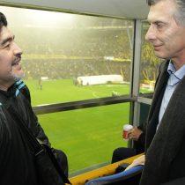 Maradona sin filtro asegura que