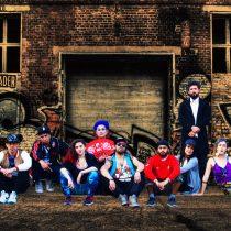 Montaje callejero de 'El Mercader de Venecia': Shakespeare en clave hip-hop