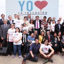 Con feria de servicios y actividades en todo el país se inicia el Mes de la Inclusión