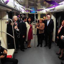 Bachelet al inaugurar Línea 6 del Metro: