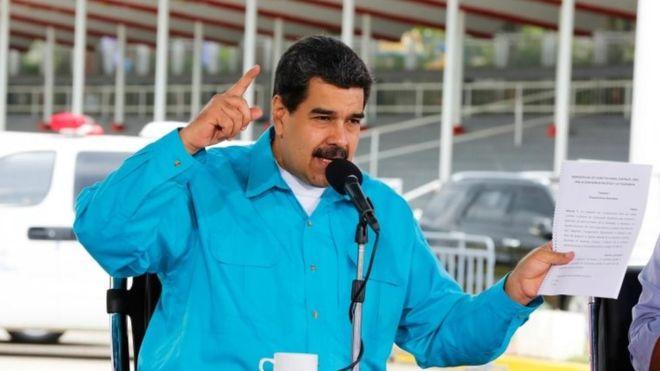 Qué significa que Venezuela esté en