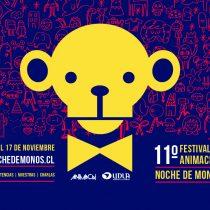 Festival de Animación Noche de Monos da inicio a sus variadas actividades