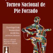 Payadores chilenos realizan Torneo Nacional de Pie Forzado en sede de la CUT