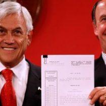Denuncian a Piñera ante Contraloría por conflicto de interés en Ley de Royalty Minero