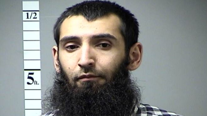 Autor del atentado en Nueva York es acusado de terrorismo