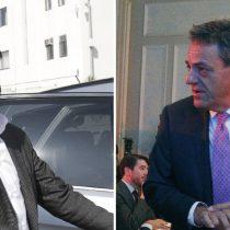 En medio del boom político de Sharp, su pelea con Nicolás Ibáñez por megaproyecto entra en etapa clave