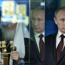 """El poderoso y polémico """"consejero espiritual"""" de Vladimir Putin"""