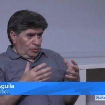 [VIDEO] Ernesto Águila y el autoengaño de la derecha chilena