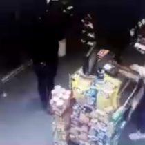 [VIDEO] Desafortunada coincidencia de nombre: cae peligroso delincuente llamado Alexis Sánchez en la comuna de Macul