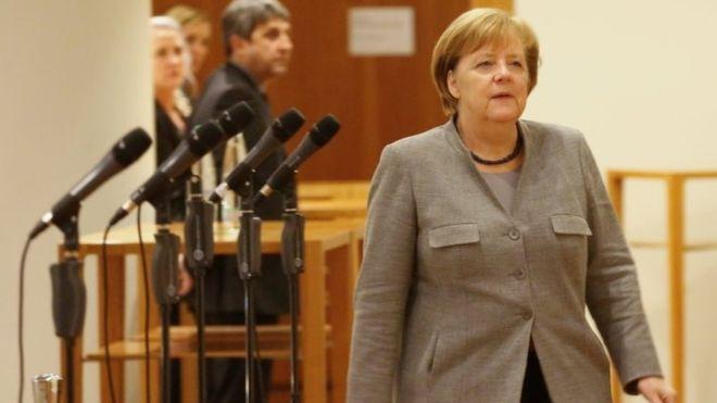 Angela Merkel fracasa en su intento de formar una coalición de gobierno y enfrenta su peor crisis política en 12 años