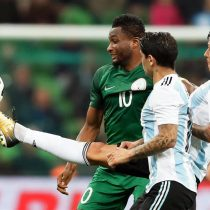Argentina sufre por su