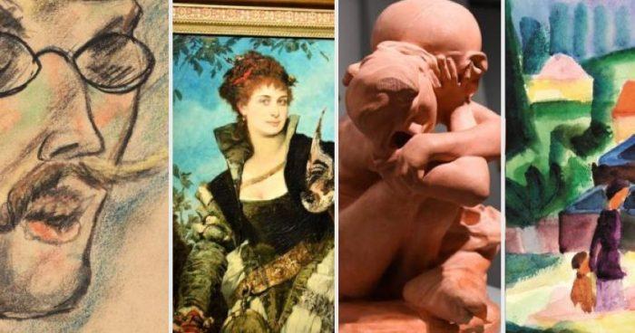 """Las obras de arte confiscadas por los nazis por ser """"degeneradas"""" que se exponen por primera vez"""