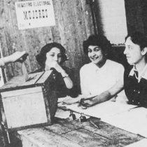 Gobierno llama a las mujeres a votar recordando la historia de lucha por ese derecho