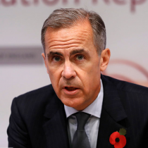Presidente del Banco Central de Inglaterra advierte que la posible pérdida masiva de empleos por la automatización podría