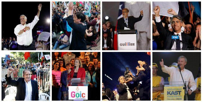 Comienza la recta final: candidatos presidenciales cierran sus campañas electorales