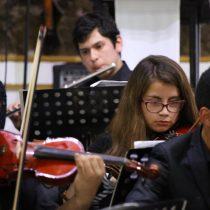 """Concierto gratuito de """"Santa Cecilia"""" en Teatro Municipal de Antofagasta"""