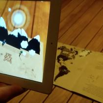 ¿Cómo acercar los libros a la infancia digital?: Texto chileno incluye primera APP de realidad aumentada