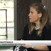[VIDEO] Daniela Desormeaux y el plan de Corfo por generar industria local con el litio: