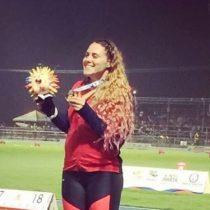 Natalia Ducó y las mujeres del Team Chile obtienen oro para nuestro país