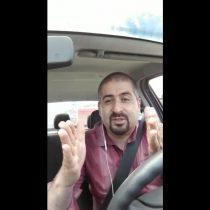 [VIDEO] Cuñado de Carolina Goic la despedaza en redes sociales y llama a votar por Guillier