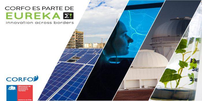 Nueva alianza de Corfo y Eureka permitirá a empresas chilenas y europeas  innovar en conjunto