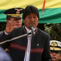 """Evo Morales sólo saca la voz por Twitter: Fallo fue """"injusto"""" pero """"la lucha del pueblo boliviano sigue"""""""