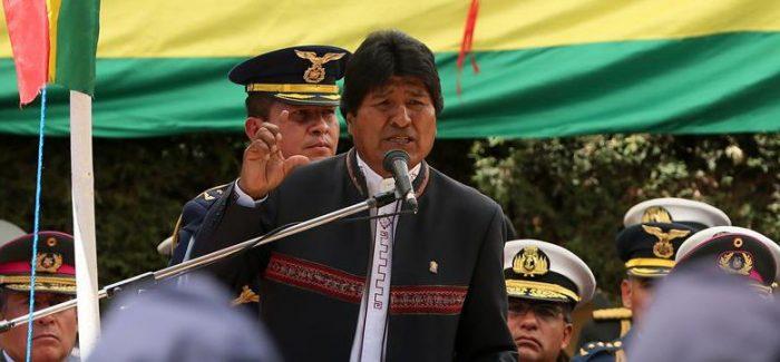 Evo Morales felicita a Beatriz Sánchez por su alta votación en las presidenciales