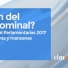 ¿Fin del binominal? Especial parlamentarias 2017 con peras y manzanas
