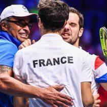 [VIDEO] Tenis: Pouille da a Francia el décimo título de la Copa Davis