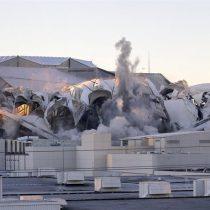 [VIDEO] La impactante demolición del icónico Georgia Dome, sede de los Juegos Olímpicos de Atlanta 1996