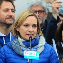 Carolina Goic enrostra a Piñera haber impulsado la