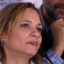 Carolina Goic asume responsabilidad por debacle electoral DC y renuncia a la presidencia del partido