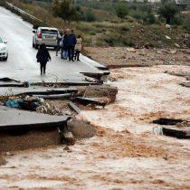 Seis personas desaparecidas por lluvias que han dejado 15 muertos en Grecia