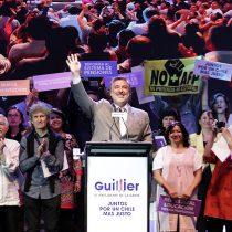 Guillier lanza anzuelo al FA: condonación parcial del CAE pero no toca las AFP