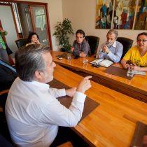 Tras reunión con No+AFP Guillier dice que las grandes reformas deben