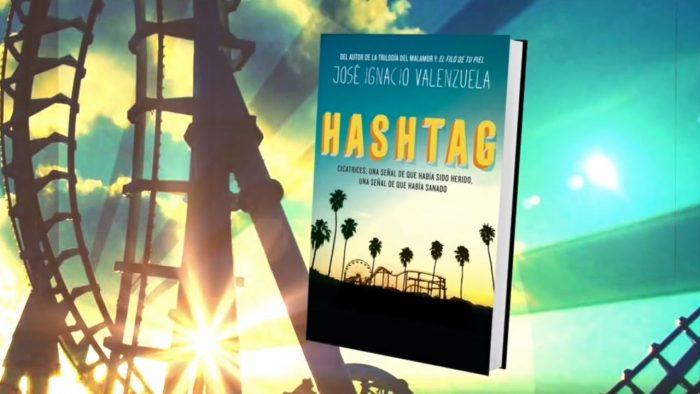 """CONCURSO: Gana el libro #Hashtag de José Ignacio """"Chascas"""" Valenzuela autografiado por su autor"""