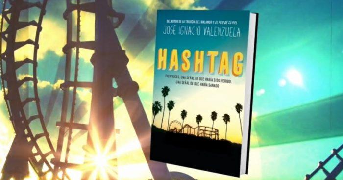 """RESULTADO CONCURSO: libro #Hashtagde José Ignacio """"Chascas"""" Valenzuela autografiado por su autor"""