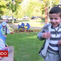 [VIDEO] Cómo es la nueva vida del niño con
