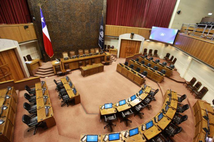 Senado aprobó por unanimidad imprescriptibilidad de delitos sexuales contra menores