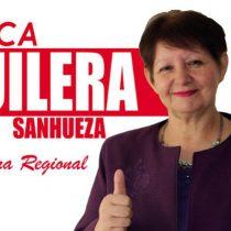 Hermana de alcalde de San Ramón, denunciada por tener vínculos narco, ganó la reelección a Core