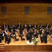 Concierto de la Orquesta  Sinfónica de Bucarest en Teatro CorpArtes