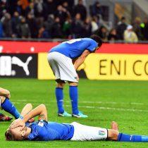 Italia queda fuera del Mundial tras empate sin goles ante Suecia