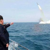 Corea del Norte planea construir su primer submarino que lanza misiles