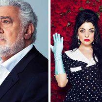 Mon Laferte será la invitada especial del concierto de Plácido Domingo en el Estadio Nacional