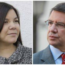 """Hija de Lavín dice que se cansó de sacrificar a su familia por la imagen política de su padre: """"Que barra el piso con nosotros no se lo voy a permitir"""