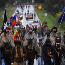 Comunidad mapuche llamó a rebelarse contra la