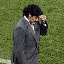 Cobreloa rechaza llegada de Diego Maradona como técnico