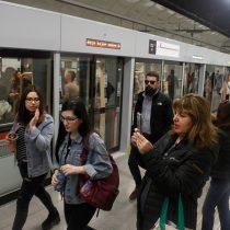 Servicio de Línea 6 del Metro es suspendido debido a persona no autorizada en la vía