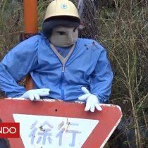 [VIDEO] Nagoro, el pequeño pueblo de Japón donde hay más muñecos que personas